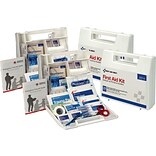 BOGO First Aid Only™ First Aid Kits, For 10 People, 62-Piece