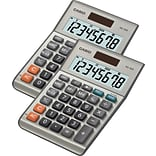 BOGO Casio® MS-80B 8-Digit Display Calculator