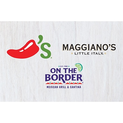 Maggianos Gift Card $50