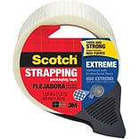 Scotch® Extreme Shipping Strapping Tape with Dispenser
