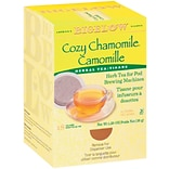 Bigelow® Cozy Chamomile Herbal Tea Pods, Caffeine Free, 18/Pack (RCB10906)