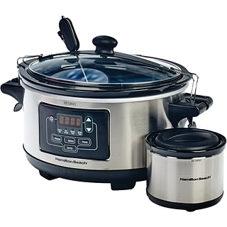 6qt Slow Cooker with $750 order