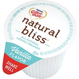 Nestle® Coffee-Mate® Natural Bliss® Vanilla Coffee Creamer Singles, 180 Count (NES54577)