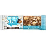 Nothin But Chocolate Coconut Almond Premium Snack Bars, 1.4 Ounce, 12 Count (BBD02002)