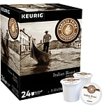 Barista Prima Italian Roast Coffee, Keurig® K-Cup® Pods, Dark Roast, 24/Box (6614)