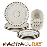 FREE 24-pc Cucina Dinnerware Set when you spend $1000