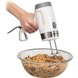 FREE Hamilton Beach® ErgoMix™ Hand Mixer when you spend $325