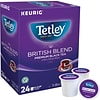 Tetley British Blend Premium Black Tea, Keurig K-Cup Pods, 24/Box (GMT6855)