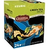 Celestial Seasonings Green Tea Decaf, Keurig K-Cup Pods, 24/Box (14737)