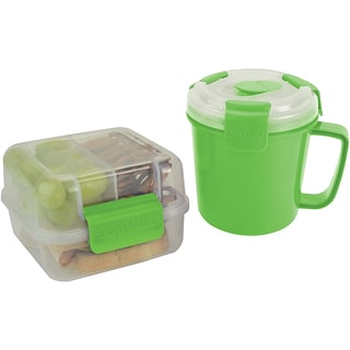 Lunch Cube & Soup Set with $99 order