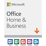 Microsoft Office Home and Business 2019 for 1 User, Windows/Mac, Download (T5D-03190)