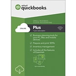 QuickBooks Online Plus 2019, Windows, 1 Year Subscription, Download