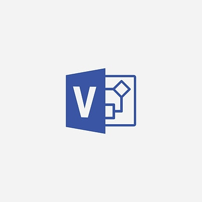 Microsoft Visio Standard 2019 for 1 User, Windows, Download (D86-05822)