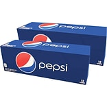 Pepsi Cola Soda, 12 oz., 24/Carton (83774)