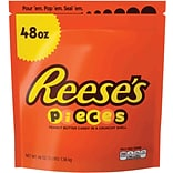 Reeses Pieces Candy, 48oz