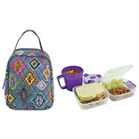Ink & Toner Offer Lunch Cube/ Soup Set and Vera Bradley Lunch Tote with $300 in I & T