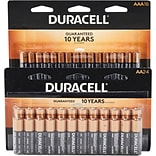 FREE Duracell® AA & AAA Batteries when you spend $500