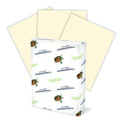 Hammermill Colors Paper 24lb 11 X 17 Ivory 500 Ream Quill Com