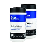BOGO Quill Brand® Screen/Monitor Cleaning Electronic Wipes