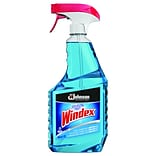 Windex Glass Cleaner with Ammonia-D Trigger Spray, 32 fl Oz.