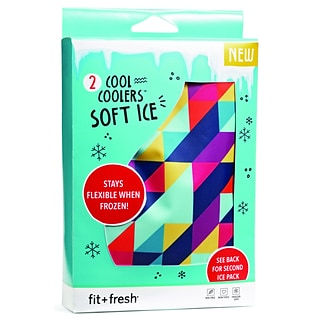 2 Soft Ice Packs with $99 order