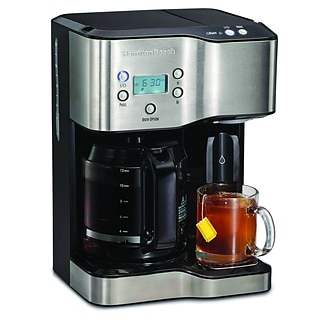 Coffee Maker with $1000 order