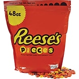 48oz Reese's Pieces w/$175
