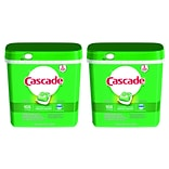 Cascade® ActionPacs™ Dishwasher Detergent, Fresh Scent, 85/Pack; 2 Packs, 170 Total Pods