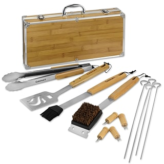 13-pc BBQ Tool Set with $600 order