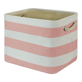 Pink Storage Tote with $99 order