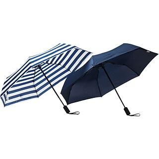 2 Travel Umbrellas with $175 order