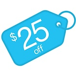 $25 off with $225 order