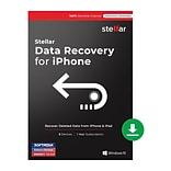 Stellar Phoenix Data Recovery for iPhone for Windows (1 User) [Download]