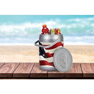 Patriotic Can Cooler with $249 order