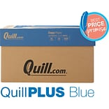 QuillPLUS Quill Brand Copy Paper, 8 1/2 x 11, 92 Bright, 20 LB, 10 Reams of 500 Sheets