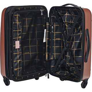 Hard-sided Spinner Case with $1500 orde