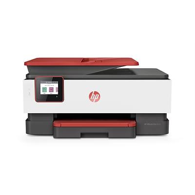 HP OfficeJet Pro 8035 Wireless Color Inkjet All-In-One Printer w/ Smart  Tasks, Coral (4KJ65A#B1H )