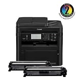 Canon ImageCLASS MF269dw Value Pack 2925C059 USB, Wireless, Network Ready Black & White Laser All-In