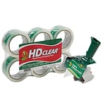 Buy 1 pack of Duck HD Clear, Acrylic Packing Tape, get a Duck Packing Dispenser FREE
