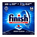 FINISH® POWERBALL® Dishwasher Detergent Tablets, Fresh Scent, 54/Pack (5170081158)