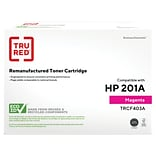TRU RED™ HP 201A (CF403A) Magenta Remanufactured Standard Yield Toner Cartridge