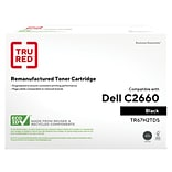 TRU RED™ Remanufactured Black High Yield Toner Cartridge Replacement for Dell (67H2T)