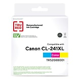 TRU RED™ Remanufactured Tri-Color High Yield Ink Cartridge Replacement for Canon CL-241XL (5208B001)