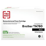 TRU RED™ Remanufactured Black Extra High Yield Toner Cartridge Replacement for Brother TN780 (TN-780