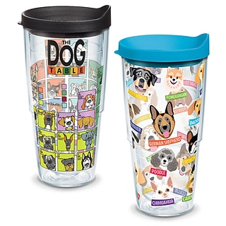 Tervis Tumblers Dogs with $325 order