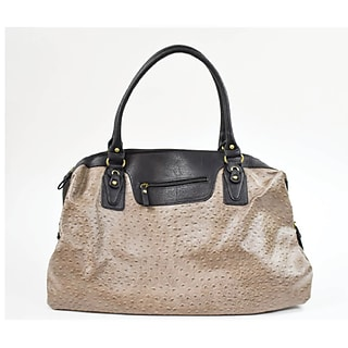 Ostrich Traveler Bag with $175 order