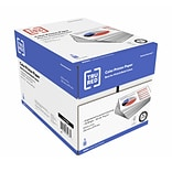 TRU RED™ 8.5 x 11 Multipurpose Paper, 20 lbs., 96 Brightness, 500 Sheets/Ream, 5 Reams/Carton (TR5
