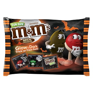 M&M'S Glow In The Dark with $99 order