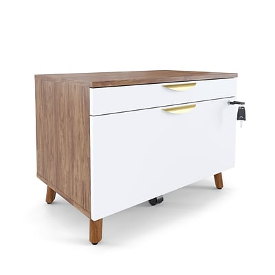 Midmod 2 Drawer Lateral File Cabinet