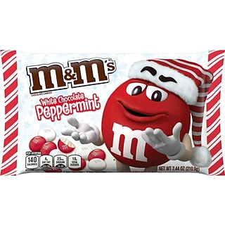 M&M'S® White Chocolate with $75 order